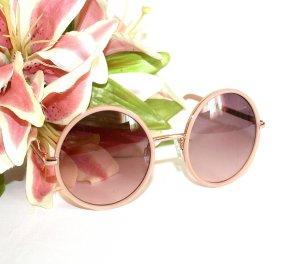 LETZTER PREIS, NUR NOCH HEUTE ... Coole Sonnenbrille Rosé