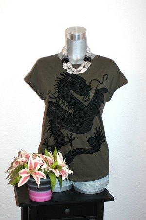 LETZTER PREIS, NUR NOCH HEUTE ... Dragon Shirt Gr.42 Tshirt