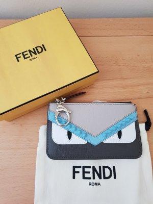 Letzter Preis Original Fendi Monster Schlüsseletui Neu mit Etikett