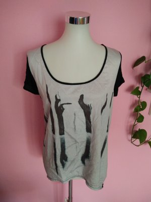 *Letzter Preis* Oversized-Shirt mit Print (K2)