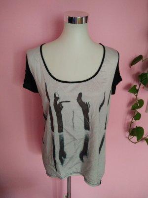 *Letzter Preis* Oversized-Shirt mit Print (K3)