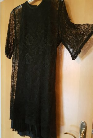 letzter Preis # Pierre Balmain # kokettes Lace Dress mit Fransen# 20 Jahre Stil# mega angesagt # D 40/ D42