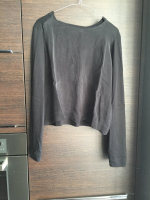 LETZTER PREIS !!!   Pullover Shirt COS Gr. M Materialmix