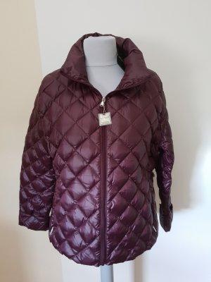 Letzter Preis Ralph Lauren Daunenjacke Gr XL = 44 Trendfarbe burgundy Neu mit Etikett