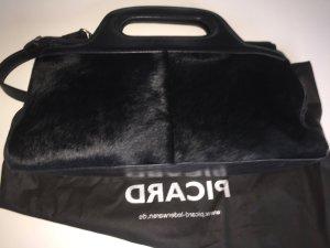 Retro Tasche Picard Fell im 70ies Vintage Style schwarz