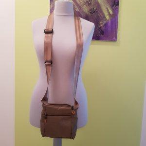 Letzter Preis Samsonite Kleine Reisetasche Crossbody taupe/beige Neu ohne Etikett