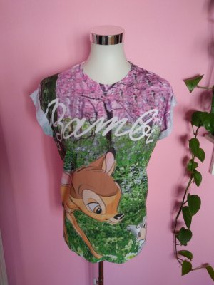 *Letzter Preis* Shirt mit Bambiprint (K2)