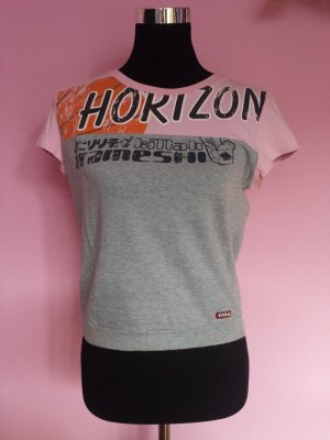 *Letzter Preis* Shirt von Killah in grau/rosa (K2)