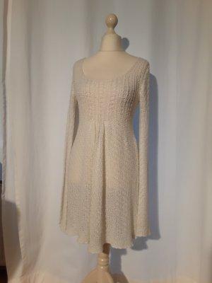 Saint Tropez Abito di maglia bianco sporco-crema