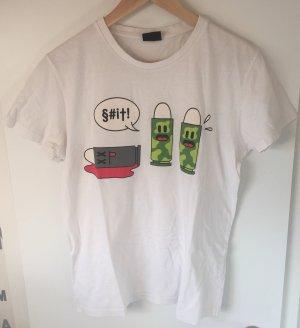 LETZTER PREIS! T-Shirt mit Aufdruck