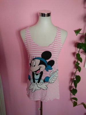 *Letzter Preis* Tanktop mit Minnie Mouse Print (K3)