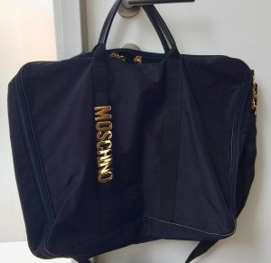 Moschino Business Bag black-gold-colored