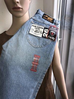 Tolle Vintage High Waist Jeans Neu mit Etikett von Jet Set
