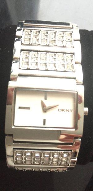 LETZTER PREIS !! Uhr DKNY mit Swaroskikristallen