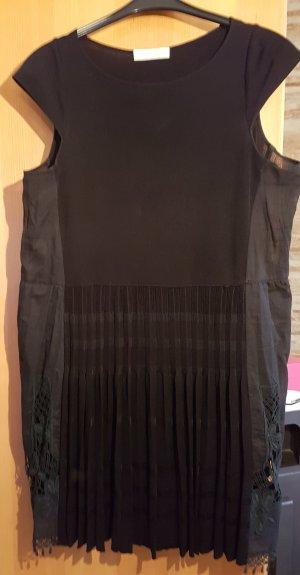 letzter Preis#VALENTINO COUTURE#Kleid mit Stil im Materialmix# D L/XL