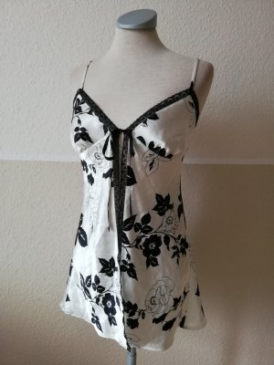 Victoria's Secret Negligee white-black
