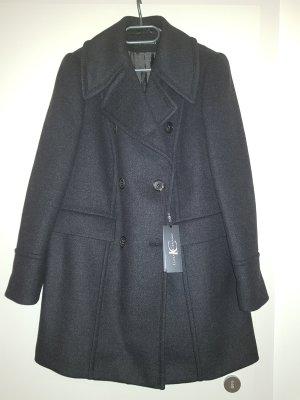Luisa Cerano Cappotto in lana grigio scuro