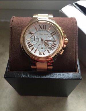 !Letzter Rabatt! Michael Kors Damenuhr - Chronograph in rosé