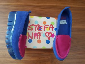 Slippers pink-blue
