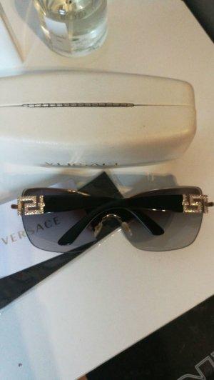 """LETZTER SALE""""Versace Sonnenbrille Strass Black""""*"""