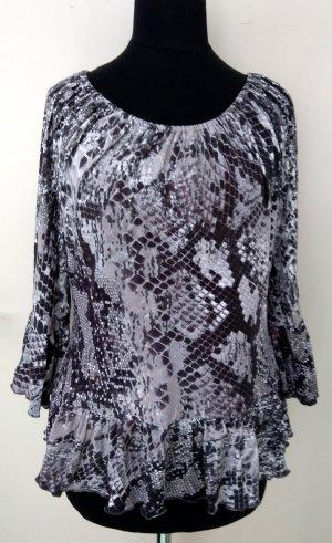 Carmen Shirt multicolored cotton