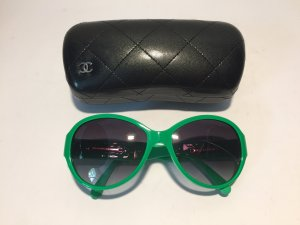 Chanel Butterfly Glasses green synthetic material