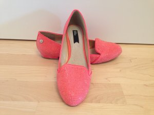 Blink Slip-on Shoes orange-neon orange synthetic
