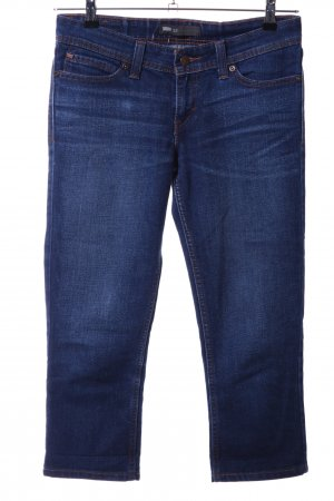 Levi's 3/4 Length Jeans blue casual look