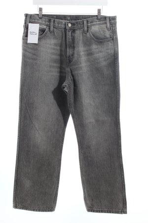 Levi's 3/4 Jeans grau meliert Casual-Look