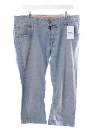 Levi's 3/4 Jeans hellblau Casual-Look