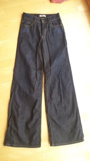 Levi's Jeans a zampa d'elefante blu