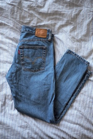 Levi's Jeans 7/8 multicolore coton