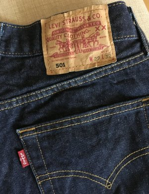 LEVI'S '501' Denim High Waits Jeans