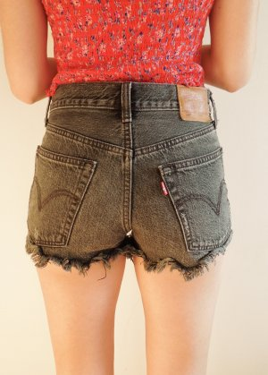 Levi's Denim Shorts grey