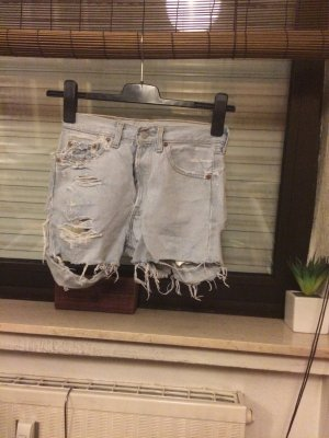 Levi's 501 Highwaist Short W28