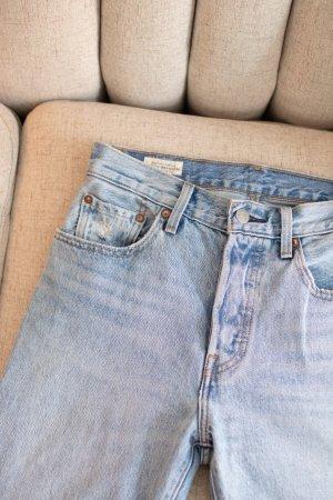 LEVI'S 501 Jeans, High Waist, Gr. 27 Vintage Look