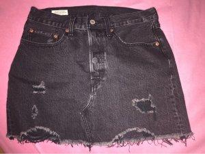 Levi's 501 Rock waist27 high waist blogger