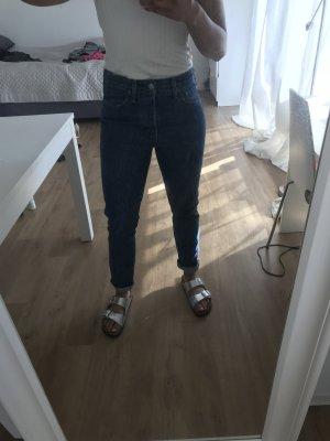 Levi's 501 Slim Leg Jeans
