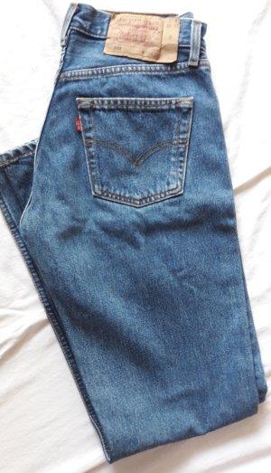 Levi's Jeans bleu coton