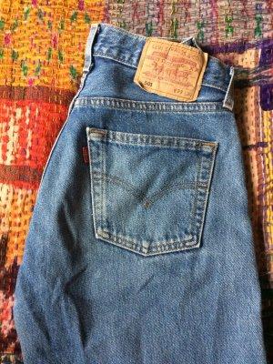 Levi's Straight Leg Jeans cornflower blue