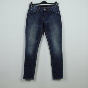 Levi's Jeans a carota blu Cotone
