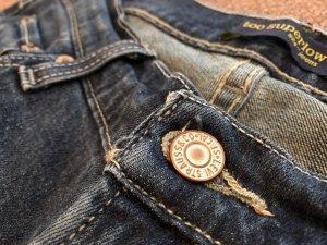 Levi's Boot Cut spijkerbroek staalblauw