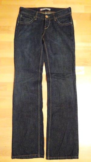 Levi's 570 Straight Fit-Jeans in dunkelblau, Größe 29 x 34 NEU