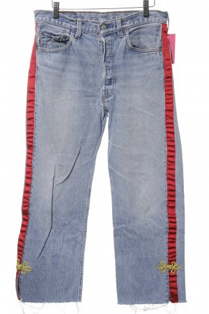 Levi's 7/8 Jeans blau Casual-Look