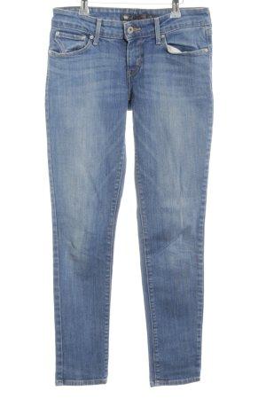 """Levi's 7/8 Jeans """"Demi Curve"""" neonblau"""