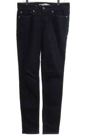 Levi's 7/8 Jeans dunkelblau Casual-Look