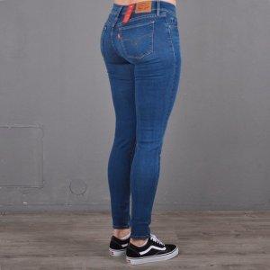 Levi's - 710 Super Skinny Jeans Gr. 27