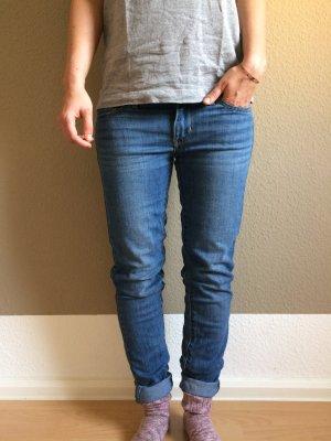 Levi's 711 Skinny, Denim Jeans, W25/L32