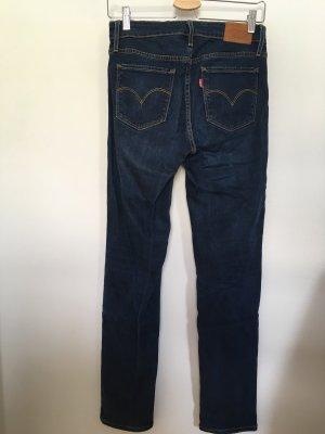 Levi's Slim Jeans dark blue
