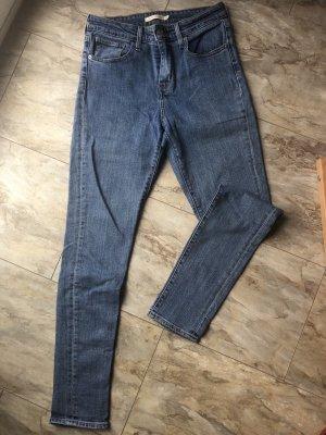 Levi's 721 high rise skinny Jeans Gr. 28